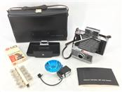 Polaroid Automatic Land 100 Camera & Accessories & Case *As-Is*
